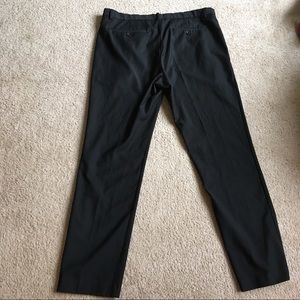Big and tall 38x34 Calvin Klein flat front pants